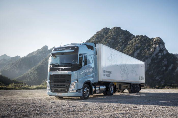 LNG trucks gaining popularity
