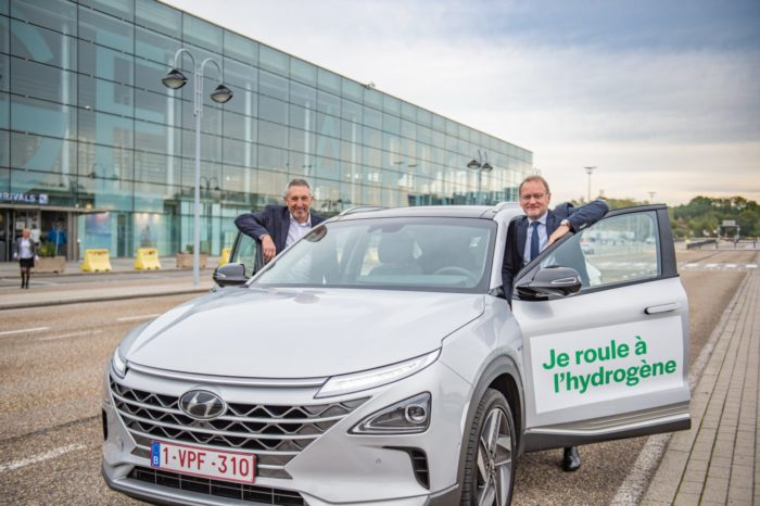 Liège Airport to develop hydrogen station on site