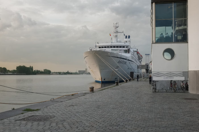 Cruise sector to invest 20 billion in 'green' technology