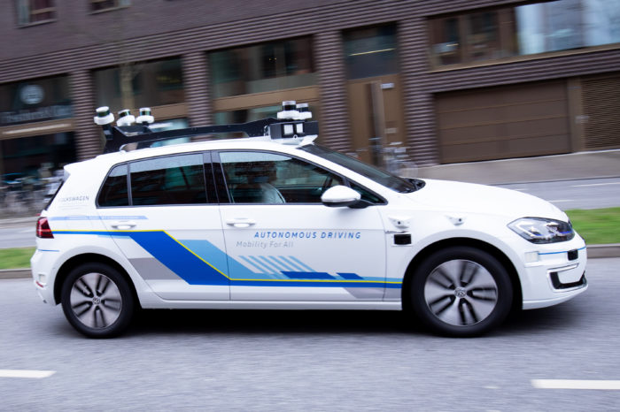 'Volkswagen Autonomy' to market level-4 self-driving car by 2025