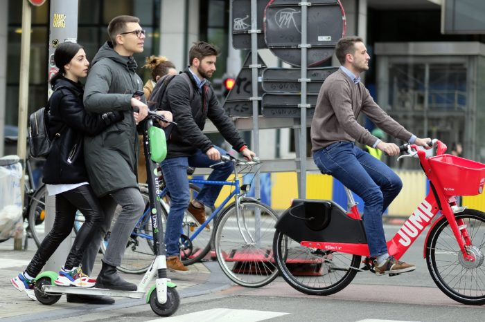 Dutch want European regulations for e-scooters