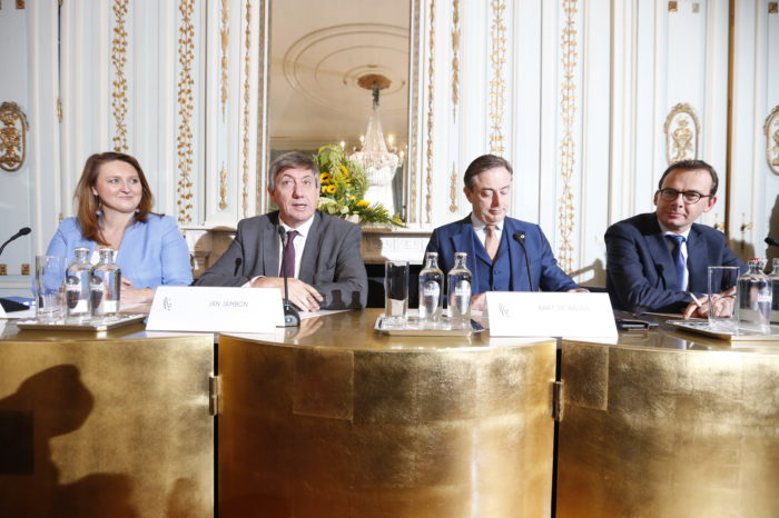 New Flemish government eases down to 'climate realism' (update)