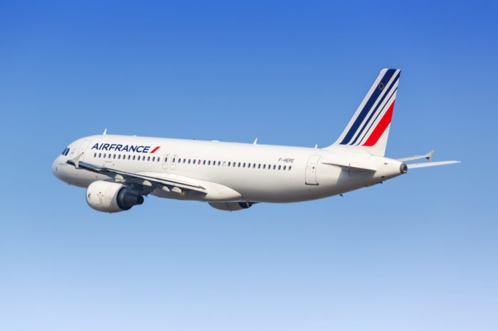 Air France to compensate CO2 by reforestation