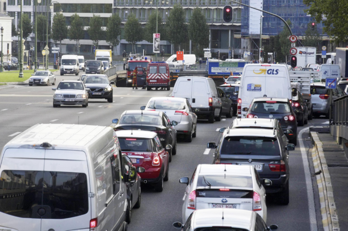 Health impact of road transport Brussels higher than expected