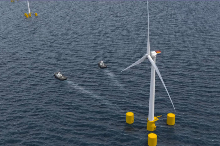 Shell gets hold of French floating wind power specialist Eolfi