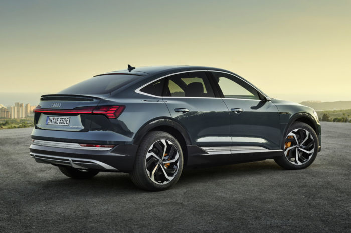 Audi e-tron Sportback joins electric ranks