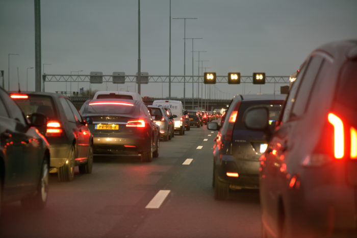Traffic congestion costs Dutch citizens a fortune