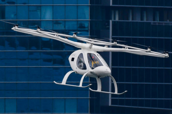 Study: 'flying taxis in more than 60 cities by 2035'