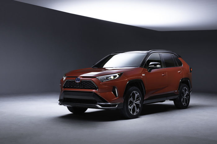 Toyota's RAV4 takes plug-in hybrid seriously from now on