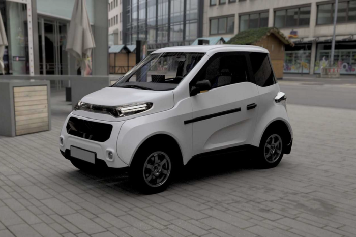 Russia ready for Zetta production: 'world's cheapest electric car'