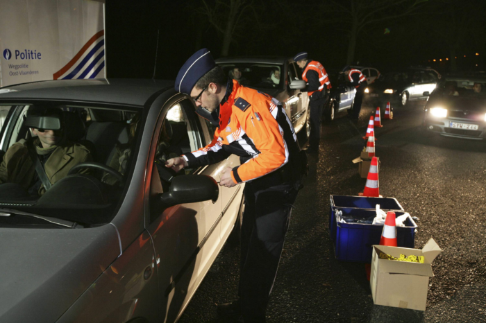 Accident costs drunk driver €18.000 on average