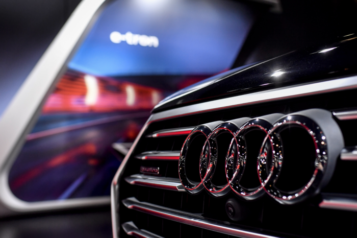 Audi drivers get most traffic fines