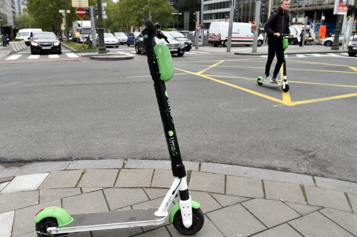 Montreal forbids shared e-scooters