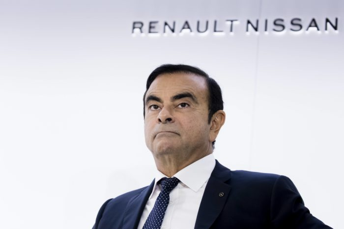 Was Carlos Ghosn trapped?