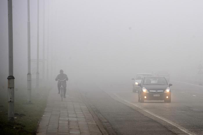 Fog: a deadly danger for motorists