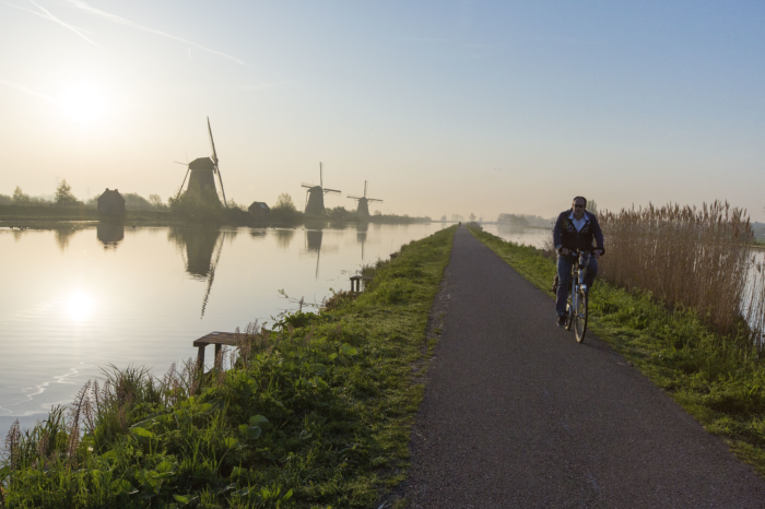 Dutchman rides 72% more kilometers on e-bike