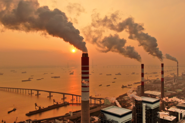 Global CO2 emissions continue to rise