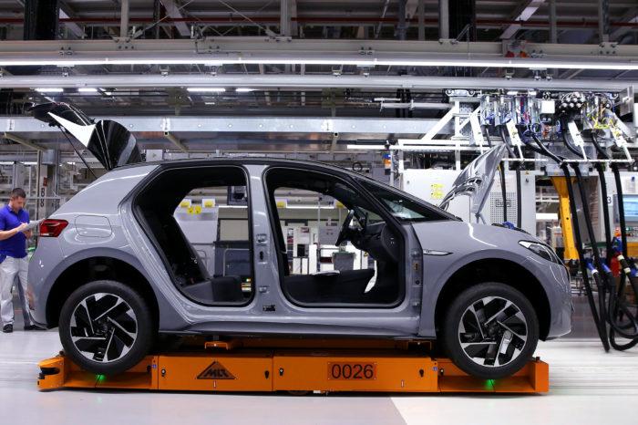 German car market to drop by 4% in 2020