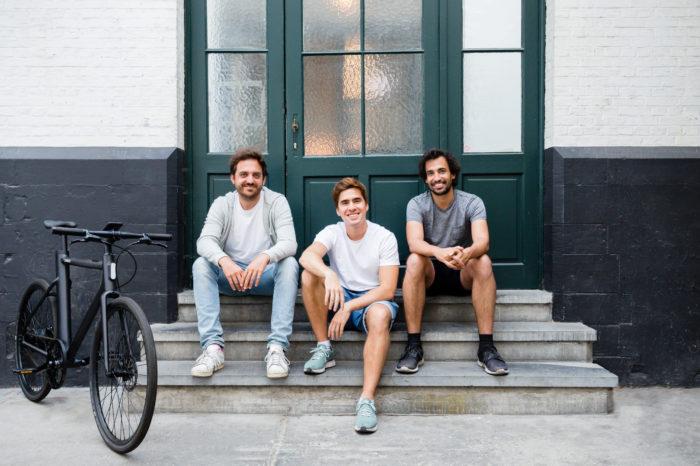 Belgian e-bike start-up Cowboy launches crowdfunding call