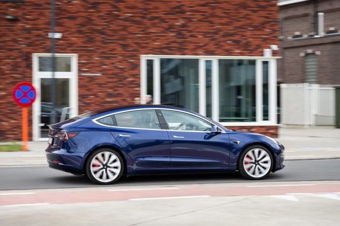Tesla 3 sells 'like hamburgers' in the Netherlands