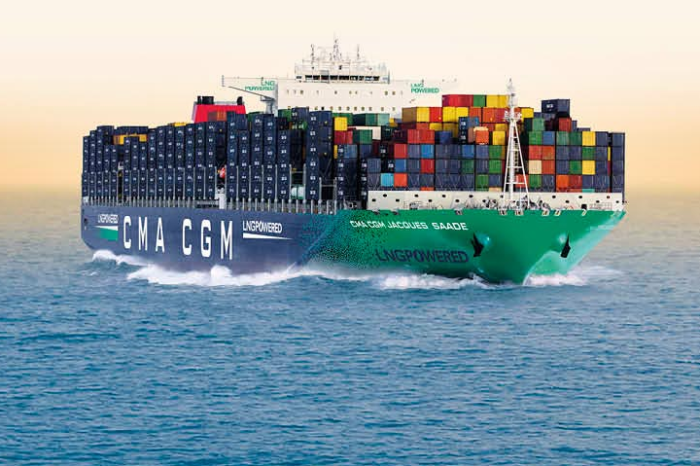 CMA-CGM aims at 22 ships on 'cleaner' LNG by 2022