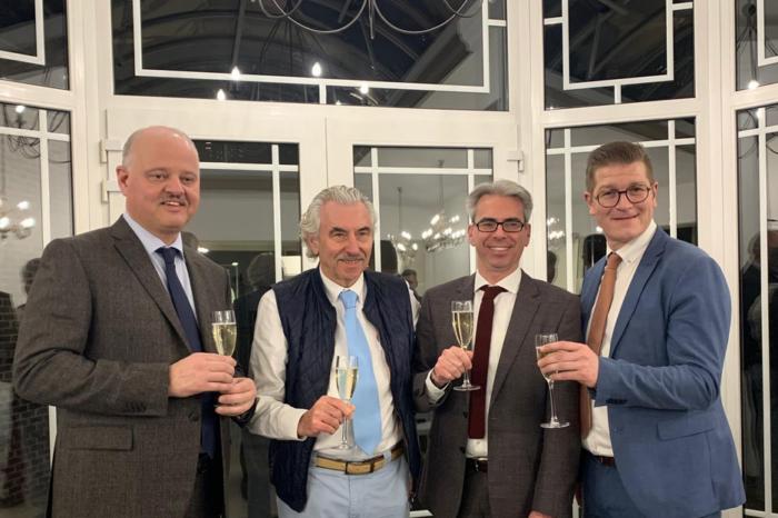 Van Mossel spreads its Belgian tentacles with six extra dealerships