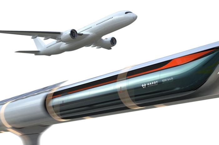 Hyperloop linking Antwerp-Brussels in six minutes?