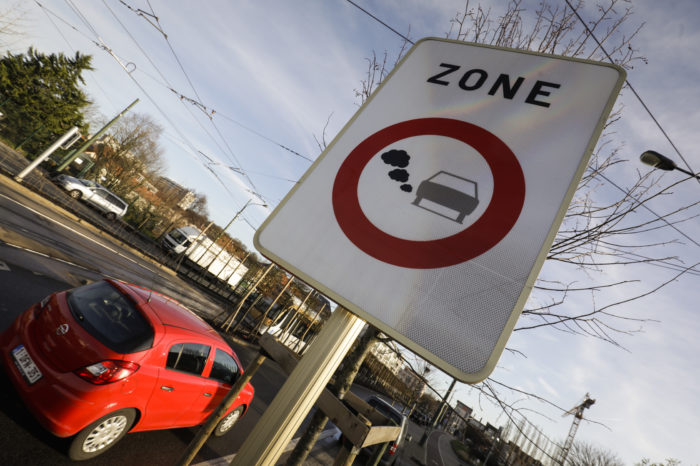 226.000 more diesel cars denied access to Brussels