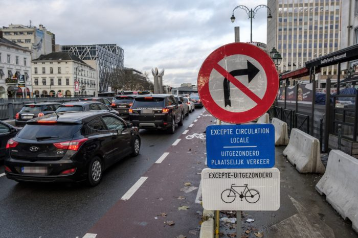 Flanders moves at snail's pace in bicycle infrastructure
