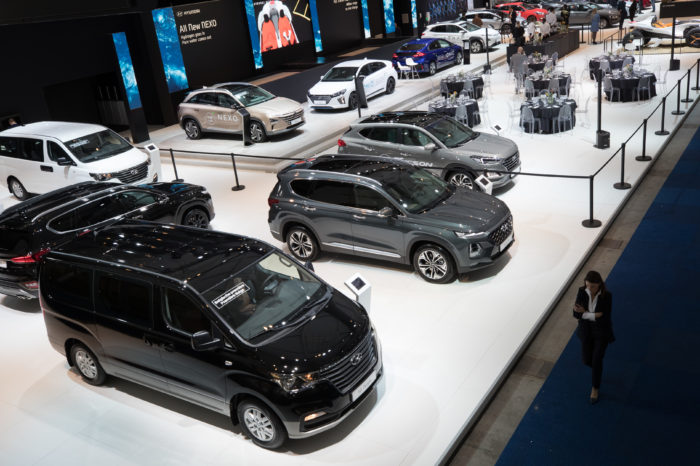 Brussels Motor Show promotes all kinds of mobility