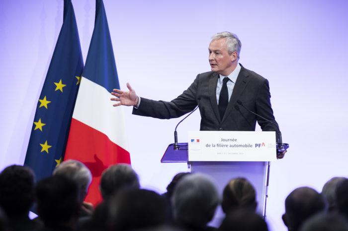 France throws automotive suppliers a lifeline