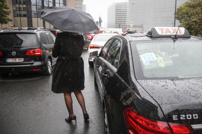 In Uber or taxi, women are still insecure