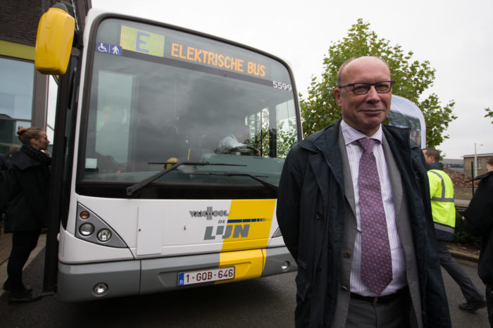 De Lijn is looking for suppliers of 970 electric buses
