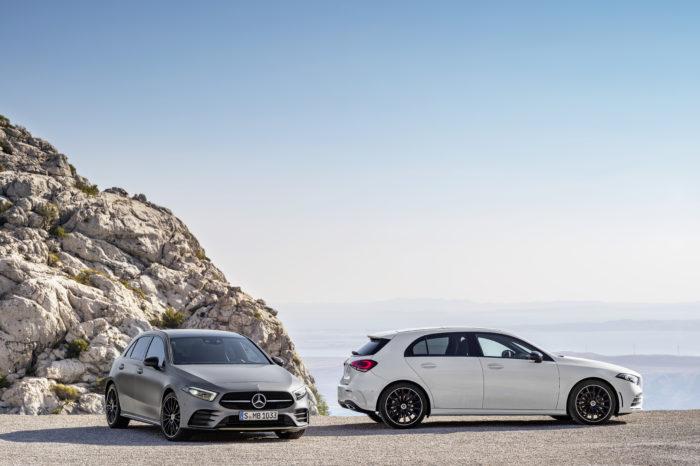 'Real sales' make Mercedes Belgian premium segment leader