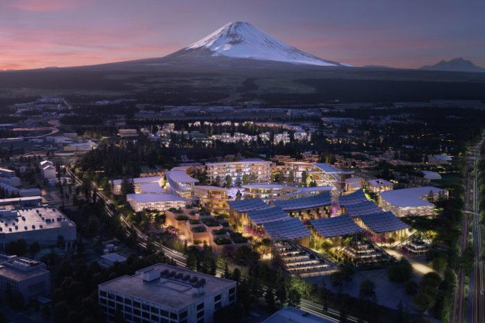 Toyota to build hydrogen-powered prototype city