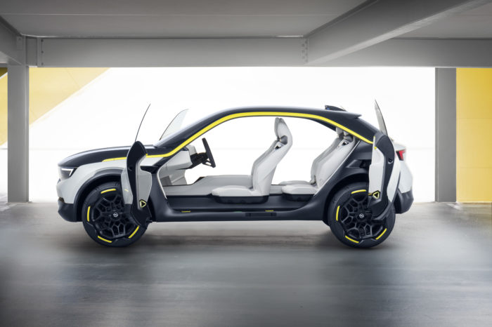 Opel is almost halving its design department