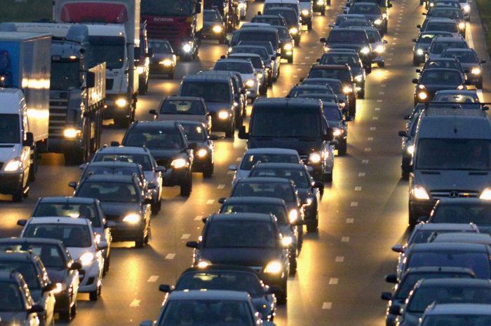 Dutch resign to traffic congestion