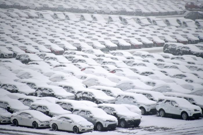 'European car market will shrink for the first time in 7 years'