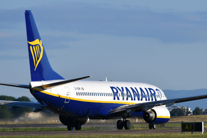 Ryanair becomes Europe's largest airline