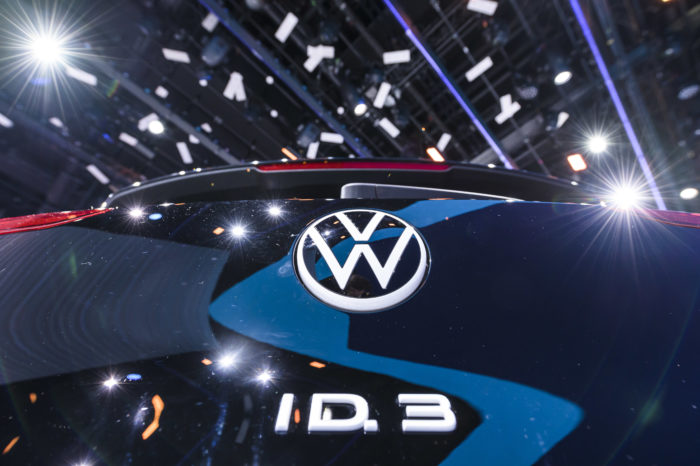VW to buy 20% of Chinese battery producer