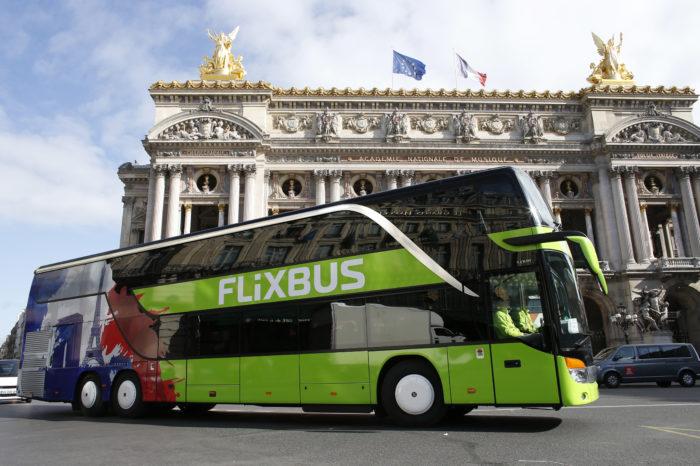 French rail strikes give FlixBus a boost