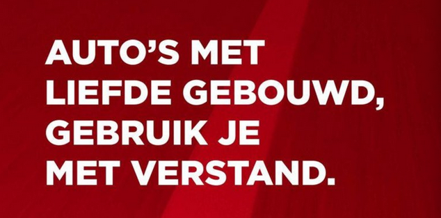 Jupiler launches campaign 'not to drink beer'