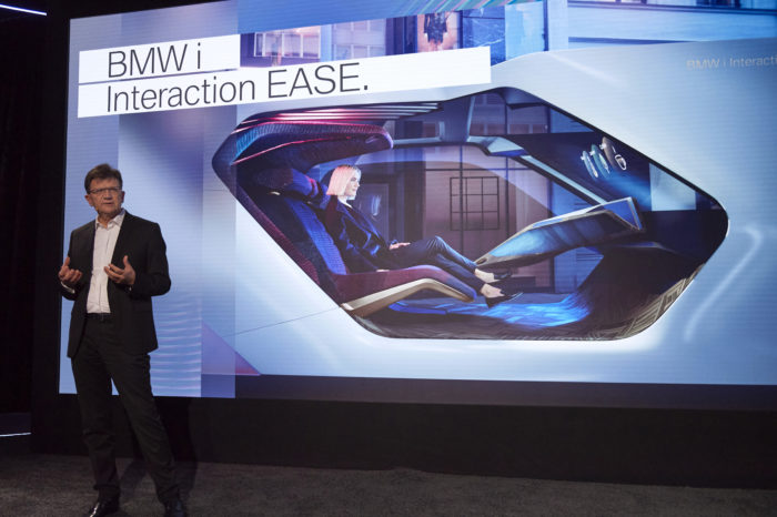 BMW bets on 5G to boost autonomous driving