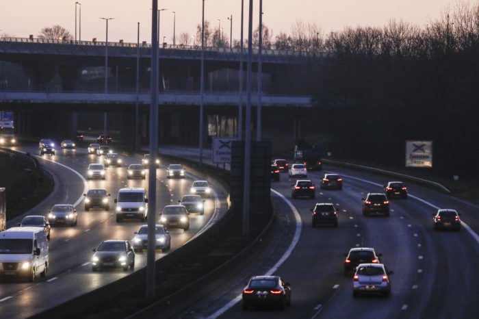 100 kph limit on Brussels ring-road will be introduced in 2020