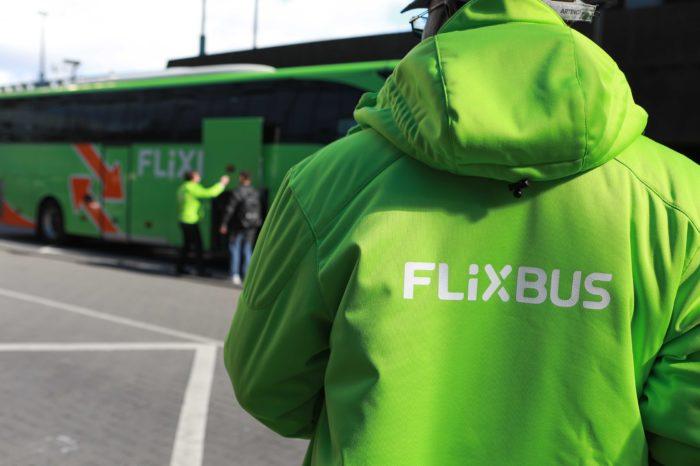 FlixBus breaks record with 3 million Belgian passengers