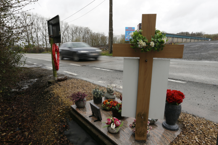 Belgium fails to meet targets in road fatalities
