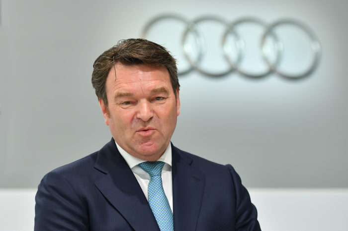 Audi CEO Bram Schot: 'Cars will become far more expensive'