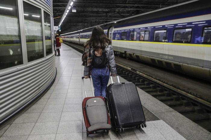More passengers and more satisfaction at NMBS/SNCB
