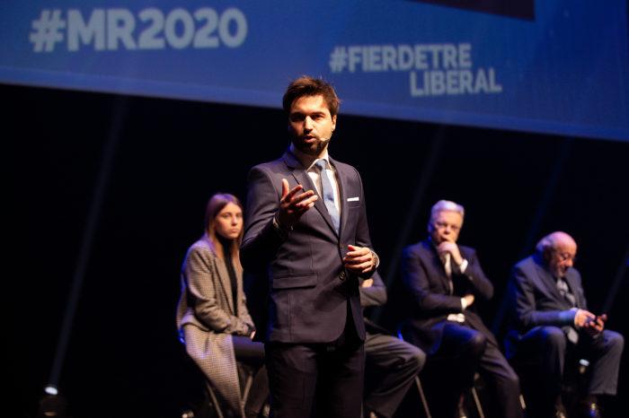 Bouchez wants Belgium to become 'leader in autonomous car'
