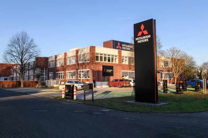 Mitsubishi under diesel fraud investigation in Germany